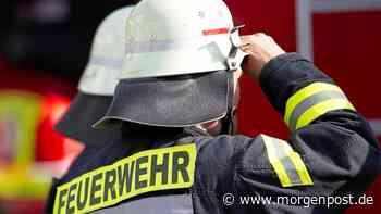 Wilmersdorf: Feuerwehr rettet Person aus verrauchtem Keller - Berliner Morgenpost