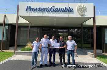 Procter & Gamble spendet 400.000 Euro an die Feuerwehr in Euskirchen - Presseportal.de