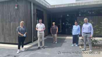 Wallenhorster FDP besucht Krippe St. Anna - Wallenhorster.de