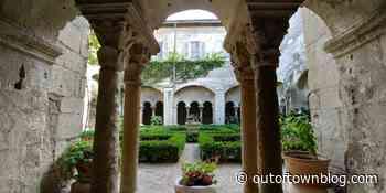Monastery of Saint-Paul de Mausole in Saint-Rémy-de-Provence, France - Out of Town Travel News