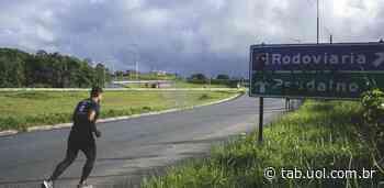 Rodovia vira pista de treino para moradores de Jaboatão dos Guararapes (PE) - Outracoisa