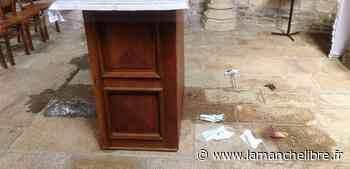 Vire. Des excréments retrouvés dans l'église - la Manche Libre