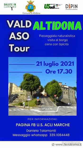 Valdaso Tour fa tappa ad Altidona mercoledì 21 luglio - Farodiroma