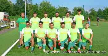 Fußball-Saarlandligist FC homburg II startet mit zwölf Neue in die Saison - Saarbrücker Zeitung