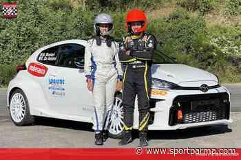 Collecchio Corse: De Antoni al via della Gr Yaris Rally Cup - Sport Parma