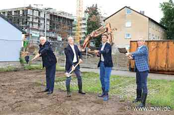 Spatenstich für die neuen Sozialwohnungen in der Schorndorfer Wiesenstraße - Schorndorf - Zeitungsverlag Waiblingen