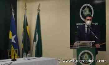 Presidente Elton Assis prestigia posse de defensor público-geral do estado - Tudo Rondônia