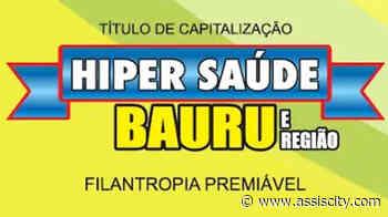 Pela 19ª semana consecutiva Hiper Saúde premia moradores de Assis e região - Assiscity