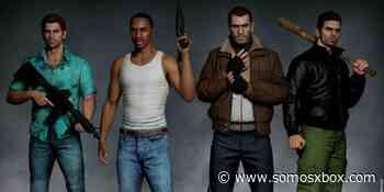 Take-Two está eliminando numerosos mods de GTA San Andreas y Vice City, entre otros clasicazos - SomosXbox