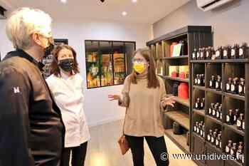 Visite de la boutique de Cédric Turmel Jouars-Pontchartrain - Unidivers