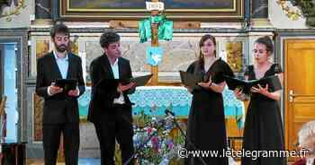 L'Été musical à Ploemel a démarré en beauté - Le Télégramme