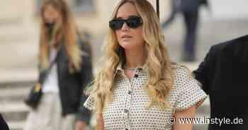 Modetrend: Das Sommerkleid von Jennifer Lawrence macht eine Mega-Figur - InStyle