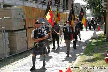 Herentals brengt hulde aan helden op nationale feestdag