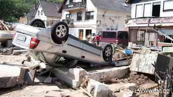 Deggendorf revanchiert sich mit Spendenkonto für Flutopfer - BR24