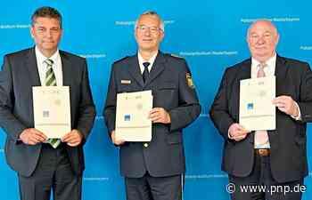 Polizei unterstützt neuen Studiengang - Deggendorf - Passauer Neue Presse