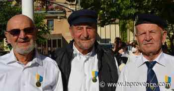 Bouc-Bel-Air : trois frères, anciens combattants, décorés - La Provence