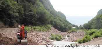 Bacini montani: nuova briglia sul rio Vallarsa a Laives - Alto Adige Innovazione