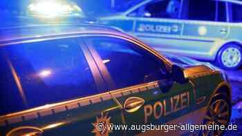 16-Jährige zerschießt in Gersthofen mit Speziflasche eine Scheibe - Augsburger Allgemeine