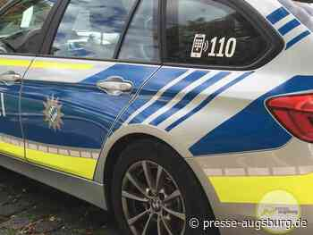 Gersthofen | Sprayer auf frischer Tat erwischt | Presse Augsburg - Presse Augsburg