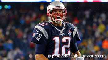 Tom Brady: Week 4 is probably my last game in Foxboro, a great day for football