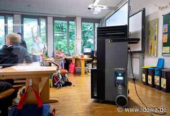 Kreis Straubing-Bogen - Für die Schulluftfilter knappes Ja im Ausschuss - idowa