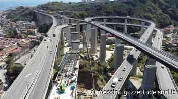 Ultima estate di via Crucis sul viadotto Ritiro a Messina - Gazzetta del Sud - Edizione Messina