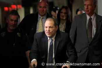 Weinstein brought to California to face further rape charges - Cranbrook Townsman