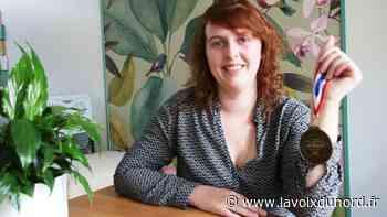 précédent Aire-sur-la-Lys: nouvelle médaille pour Mathilde Mortier, celle du meilleur artisan de France - La Voix du Nord