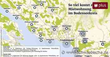 Mietwohnung: So teuer ist der Quadratmeter in Friedrichshafen - Schwäbische