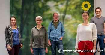 Bündnis 90/ Die Grünen in Friedrichshafen haben einen neuen Vorstand - Schwäbische