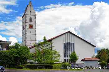 Friedrichshafen: St. Johannes Baptist droht einzustürzen: Für die Kirchengemeinde ist das ein Schock – auch aus finanzieller Sicht - SÜDKURIER Online