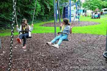 Friedrichshafen: Unterwegs mit Spielplatzcheckern: Was Kindern an Spielplätzen gefällt und was sie überhaupt nicht mögen - SÜDKURIER Online