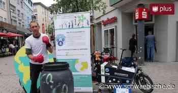 """Friedrichshafen zur """"Klimawette"""" herausgefordert - Schwäbische"""