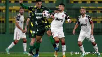 Flamengo derrotó a Defensa y Justicia en Florencio Varela - 442