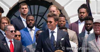 Biden Celebrates Super Bowl Champions at the White House