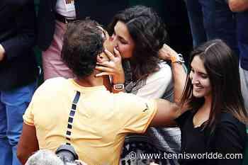 Die Bedeutung von Xisca Perello für Rafael Nadal - Tennis World DE
