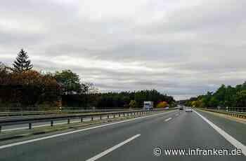 A3/A73: Autobahnkreuz Fürth/Erlangen ab morgen teilweise gesperrt