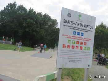 A Vertou, des accrochages autour du skate-park - L'Hebdo de Sèvre-et-Maine
