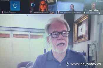 Toronto Filmmaker says he turned North Bay into Beijing