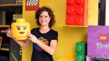 Vom Internet in den Laden: Hammerin eröffnet Lego-Laden - wa.de