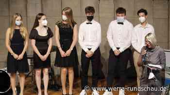 Schüler von FWS, Waldorfschule und Werraland-Lebenswelten feiern Abschluss - werra-rundschau.de