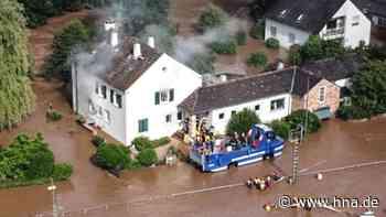 Eschweger koordinieren Hilfe: THW und DRK in Rheinland-Pfalz im Einsatz - HNA.de