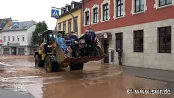 Hochwasser: Warum Trier-Ehrang so spät evakuiert wurde - SWR