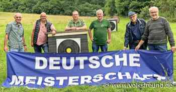 Deutsche Meisterschaft Feldbogenschießen: In Trier fliegen die Pfeile - Trierischer Volksfreund