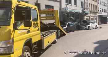 Saarstraße in Trier wegen Unfall streckenweise gesperrt - Trierischer Volksfreund