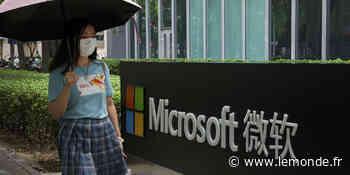 Cyberattaques : solennelle mise en garde des Occidentaux à la Chine - Le Monde
