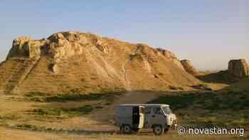 Un garde-manger royal sogdien découvert sur la route de la Soie - Novastan