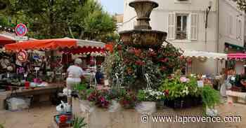 La Fontaine des Quatre Nations à Cassis - La Provence