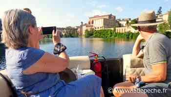 Gaillac : une demi-heure de détente en bateau guinguette - ladepeche.fr