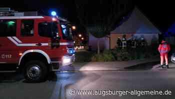 Brand in Riedlingen: Feuerwehr verhindert Schlimmeres - Augsburger Allgemeine